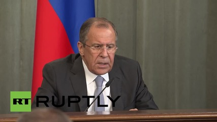 Russia: Not acceptable for the West to revise Minsk agreements - Lavrov