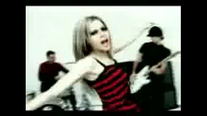 Avril Lavigne - He wasnt