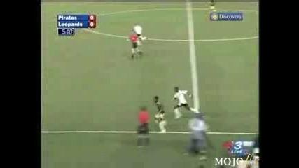 Странен Футболен Инцидент