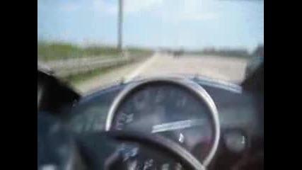 Yamaha r6 , Max Speed