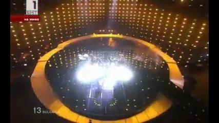 Евровизия 2010 №13 България Миро - Ангел си ти