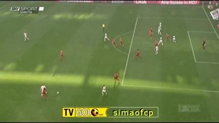 2009 8 23 Wolfsburg - Hamburg 2 - 2