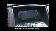 Автомобил на Nissan спира автоматично и избягва удар