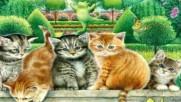 Котешки моменти ... (painting)