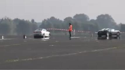 Bugatti Veyron vs Bmw M3 маняшко !!