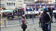 Стрийт Парад Велико Търново 2013 - Първи минути.