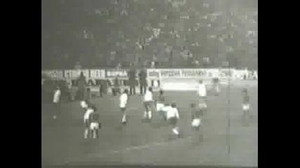ЦСКА детронира Аякс 1973 г.