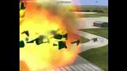 Ил - 2 Щурмовик - Akro Crash