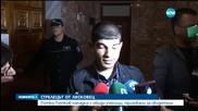 Стрелецът от Лясковец се нахвърли на свидетели в съда