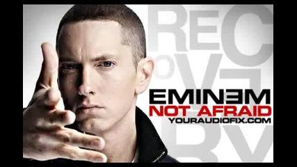 Eminem - Not Afraid 2010