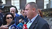 Каракачанов: Хубаво е българските граждани да имат по-чест досег до армията