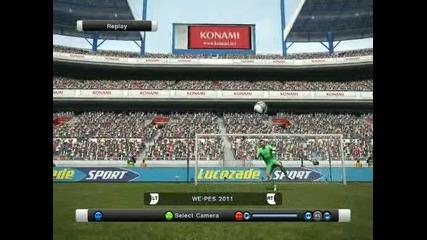 Pes 11 Pc Demo Michael Owen Goal