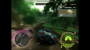 Need For Speed Most Wanted Съзтезание 5
