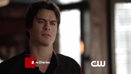 Дневниците на вампира /the Vampire Diaries - Season 5 Episode 19 Промо!