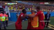 17.06.14 Белгия - Алжир 2:1 *световно първенство Бразилия 2014 *