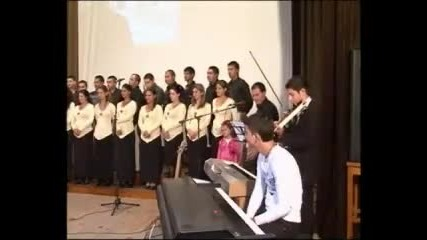 Хора на църква Б Кюстендил