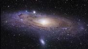Снимка с висока резолюция на галактиката Андромеда
