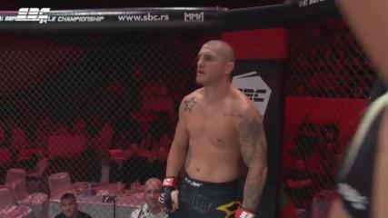 Владислав Кънчев срещу Насер Калантари