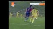 Barcelona - Villareal 3:0 Iniesta Goal