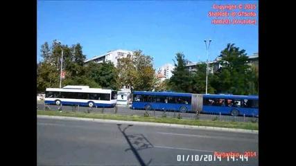 Бургасбус - 2014 година (първа част)