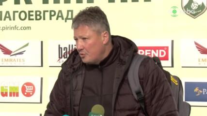 Любо Пенев: Успех на Ясен Петров, но няма да му е лесно