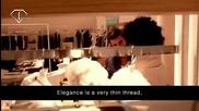 fashiontv Ftv.com - Elisabetta Franchi - Designer At Work - Bologna
