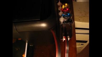 как преработих принтера на Ciss