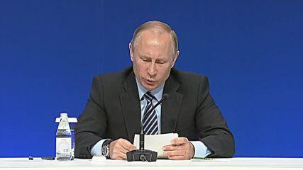 Kazakhstan: Putin and Nazarbayev vow to deepen economic ties in Astana
