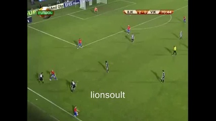 Top 5 Goals of Champions League & Europa League Qualifiers 2010_11