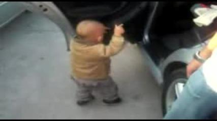 Малко Бебе Куфее На Хаус Музика