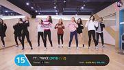 Top 100 Most Viewed Kpop Random Dance Practices July 2018