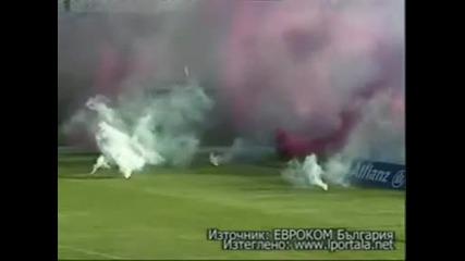 Lokomotiv Plovdiv - Lauta Army At Play