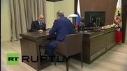 Русия: Путин прекратява мандата на губернатора на Камчатка