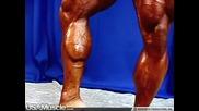 Bodybuilder Jeffs Mammoth Muscular Quads
