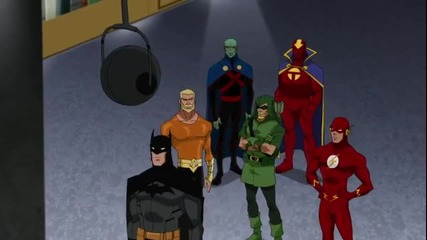 Young Justice 2010 Hd Sneak Peak Animation