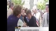 Нападна френския президент Никола Саркози 30 06 2011