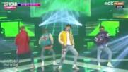 346.0301-4 B.i.g - 1.2.3, [mbc Music] Show Champion E218 (010317)
