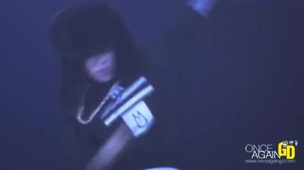 G-dragon - Crayon (justin Bieber Concert Guest)