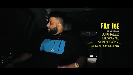 New * Lil Wayne, A$ap Rocky & French Montana - Yellow tape ( Official video )