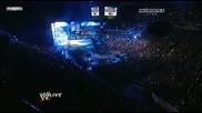Скалата се завръща в Raw 14.02.2011