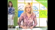 Жена се разкарва с котлон в ефир! (смях)
