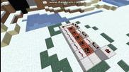 Minecraft rocket