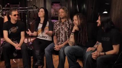 Evanescence - On The New Album