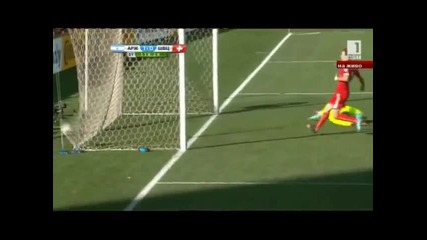 Мондиал 2014 - Аржентина 1:0 Швейцария - Гол в 118-та минута пречупи страхотна Швейцария!