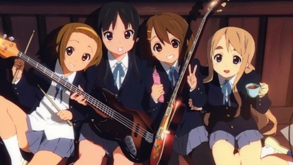 K-on - No,thank you