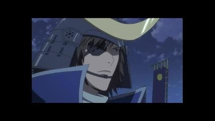 Sengoku Basara Епизод 12 bg sub