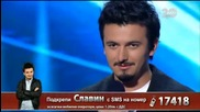Славин Славчев - X Factor Live (04.11.2014)