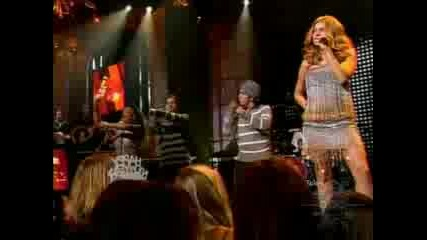 Fergie - Clumsy [ New Years Rockin Eve 08 ]