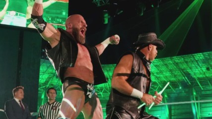 WWE Universe still talking about DX's return and the new Universal Champion: WWE Now Arabic