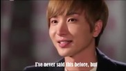 Lee Teuk - Cry About His Family Sitoation